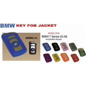 Au キージャケット BMW-BMWJ 14オレンジの詳細を見る