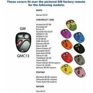 Au キージャケット GM-GMC13 レッドの詳細を見る