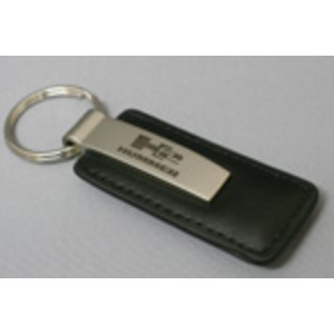 HUMMER (ハマー) レザーキーチェーン H2 KC1540B-H2 GM