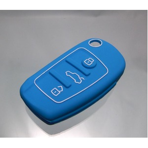HT キージャケット AUDI ブルー