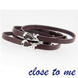 SBR13-013014 close to me(クロス・トゥ・ミー) ペアブレスレット ペア h01
