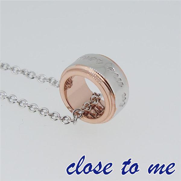 SN13-072 close to me(クロス・トゥ・ミー) ネックレス レディースf00