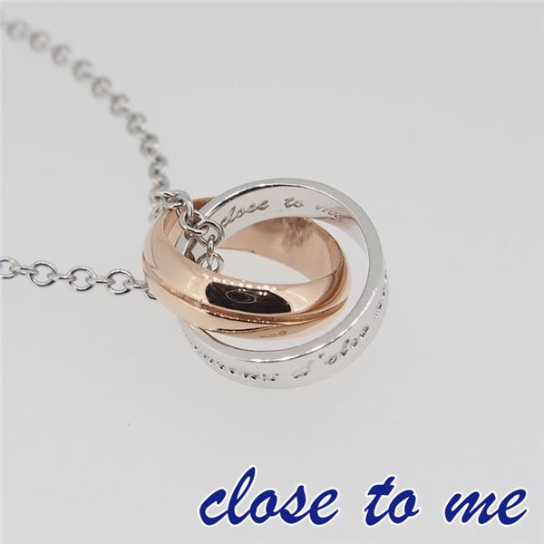 SN13-082 close to me(クロス・トゥ・ミー) ネックレス レディースf00