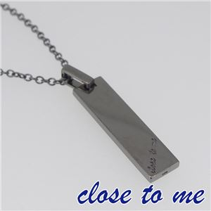 SN13-125 close to me(クロス・トゥ・ミー) ネックレス メンズ f04