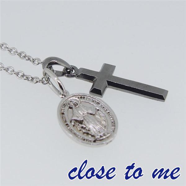 SN13-131 close to me(クロス・トゥ・ミー) ネックレス メンズf00