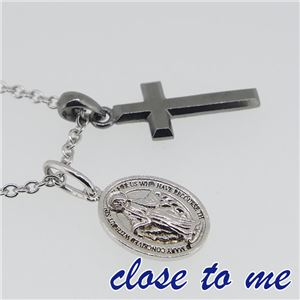 SN13-131 close to me(クロス・トゥ・ミー) ネックレス メンズ f04