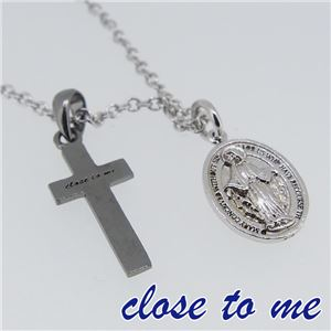 SN13-131 close to me(クロス・トゥ・ミー) ネックレス メンズ f06