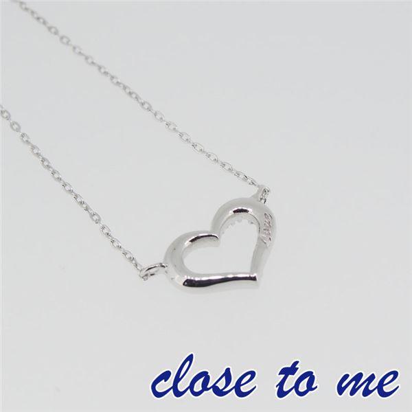 SN13-152 close to me(クロス・トゥ・ミー) ネックレス レディースf00