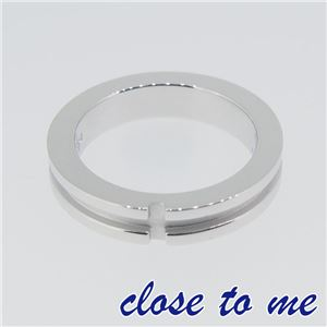 SR14-007 close to me(クロス・トゥ・ミー) シルバーリング ペア 17号 f05