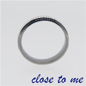 SR14-009BK close to me(クロス・トゥ・ミー) シルバーリング メンズ 17号 f05