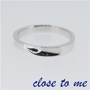 SR14-012M close to me(クロス・トゥ・ミー) シルバーリング メンズ 21号 h01