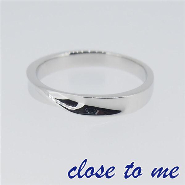 SR14-012M close to me(クロス・トゥ・ミー) シルバーリング メンズ 21号f00