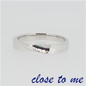 SR14-012M close to me(クロス・トゥ・ミー) シルバーリング メンズ 21号 f04