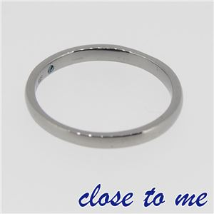 SR14-017M close to me(クロス・トゥ・ミー) シルバーリング メンズ 15号 h03