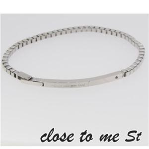 SBR11-001 close to me St(クロス・トゥ・ミー) ステンレスブレスレット メンズ h01