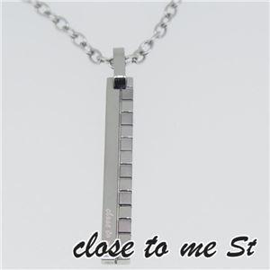 SN11-011 close to me St(クロス・トゥ・ミー) ステンレスネックレス メンズ h03