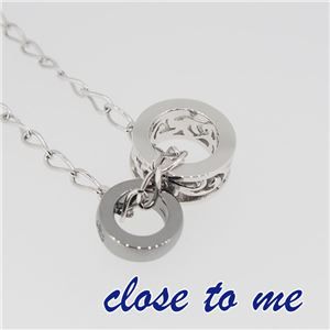 SN13-017 close to me(クロス・トゥ・ミー) リングネックレス メンズ h02