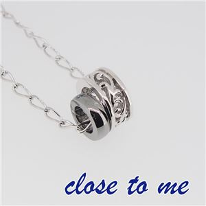SN13-017 close to me(クロス・トゥ・ミー) リングネックレス メンズ h03