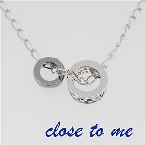 SN13-017 close to me(クロス・トゥ・ミー) リングネックレス メンズ f05