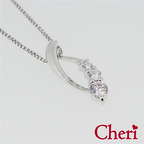 SN37-023 Cheri(シェリ) ・close to me(クロス・トゥ・ミー) ネックレス レディースf00