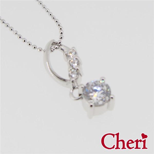 SN37-027 Cheri(シェリ) ・close to me(クロス・トゥ・ミー) ネックレス レディースf00