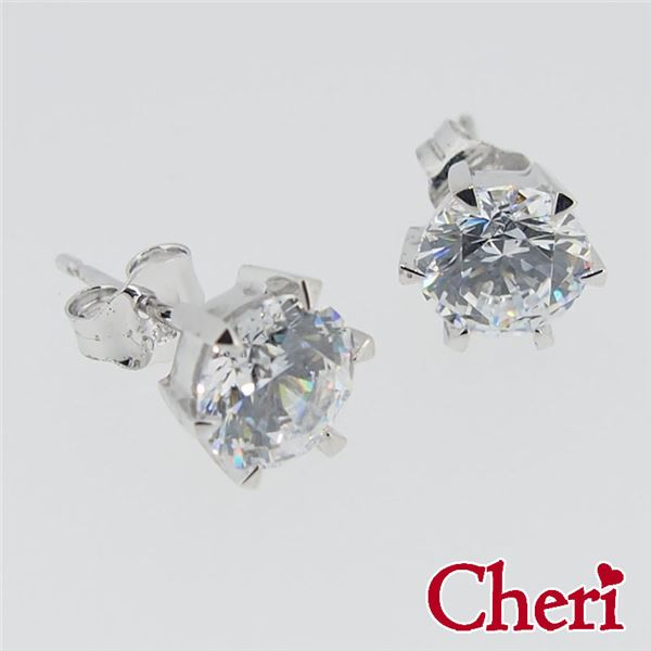 SP37-002 Cheri(シェリ) ・close to me(クロス・トゥ・ミー) ピアス レディースf00