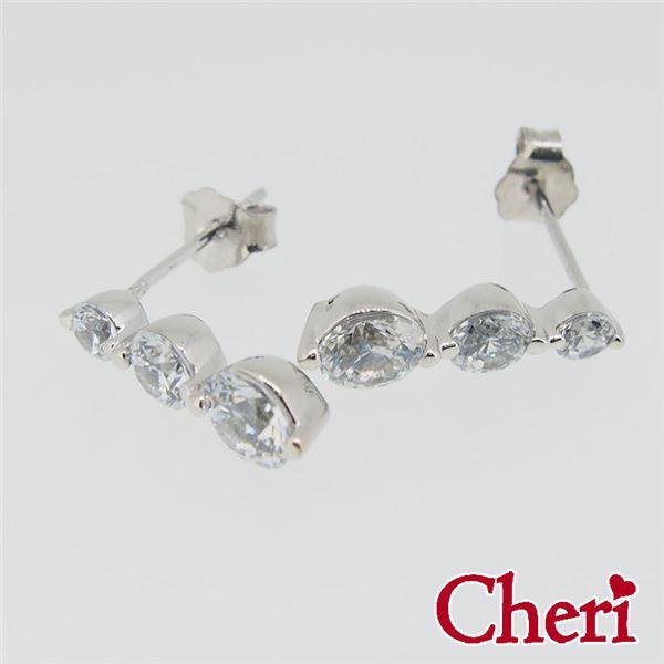 SP37-003 Cheri(シェリ) ・close to me(クロス・トゥ・ミー) ピアス レディースf00