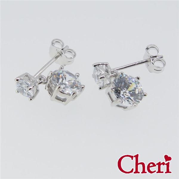 SP37-004 Cheri(シェリ) ・close to me(クロス・トゥ・ミー) ピアス レディースf00