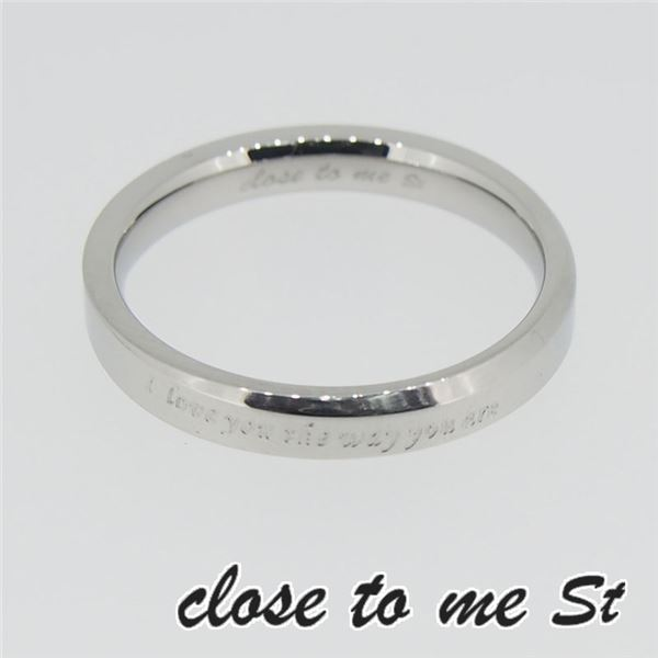 SR11-003WH close to me St(クロス・トゥ・ミー) ディレクトリーリング メンズ 11号f00