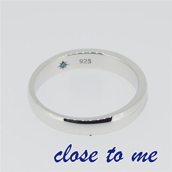 SR14-004 close to me(クロス・トゥ・ミー) クロスラインリング ペア 7号f00