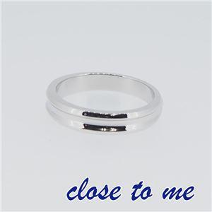 SR14-004 close to me(クロス・トゥ・ミー) クロスラインリング ペア 7号 f06