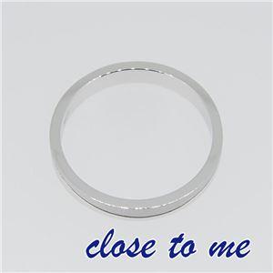 SR14-013 close to me(クロス・トゥ・ミー) リング ペア 19号 f04