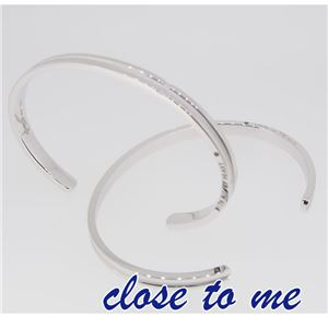 SVA13-009010 close to me(クロス・トゥ・ミー) ペアブレスレット ペア f05