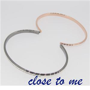 SVA13-011012 close to me(クロス・トゥ・ミー) ペアブレスレット ペア f06