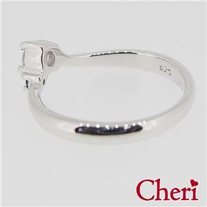 sr36-001 Cheri(シェリ) ・close to me(クロス・トゥ・ミー) リング・指輪 レディース 9号 h03