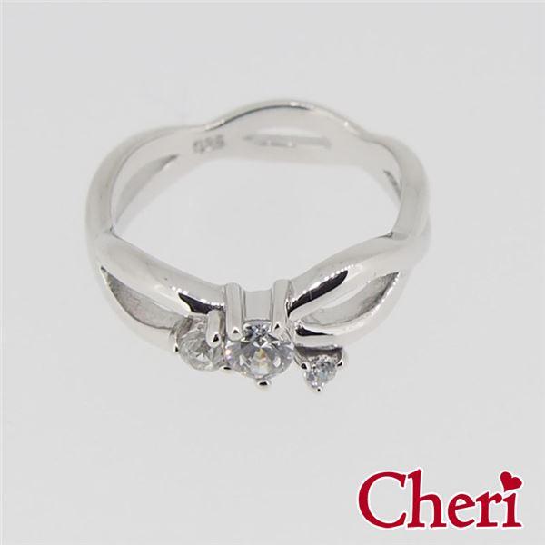 sr36-005 Cheri(シェリ) ・close to me(クロス・トゥ・ミー) リング・指輪 レディース 4号f00