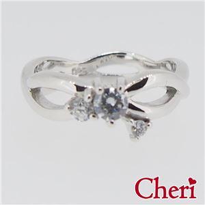 sr36-005 Cheri(シェリ) ・close to me(クロス・トゥ・ミー) リング・指輪 レディース 4号 h02