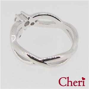 sr36-005 Cheri(シェリ) ・close to me(クロス・トゥ・ミー) リング・指輪 レディース 4号 h03