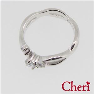sr36-005 Cheri(シェリ) ・close to me(クロス・トゥ・ミー) リング・指輪 レディース 4号 f04