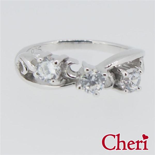sr36-006 Cheri(シェリ) ・close to me(クロス・トゥ・ミー) リング・指輪 レディース 2号f00