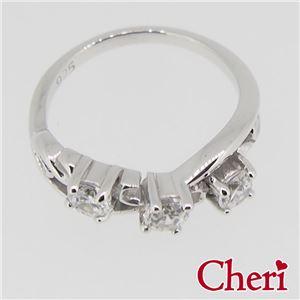 sr36-006 Cheri(シェリ) ・close to me(クロス・トゥ・ミー) リング・指輪 レディース 2号 h02
