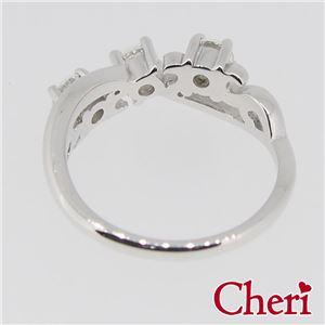 sr36-006 Cheri(シェリ) ・close to me(クロス・トゥ・ミー) リング・指輪 レディース 2号 h03