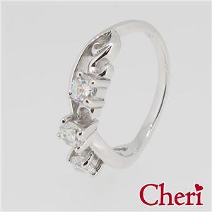 sr36-006 Cheri(シェリ) ・close to me(クロス・トゥ・ミー) リング・指輪 レディース 2号 f04