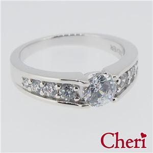 sr37-002 Cheri(シェリ) ・close to me(クロス・トゥ・ミー) リング・指輪 レディース 11号 h01