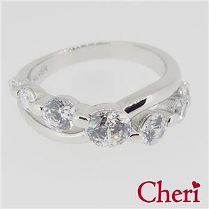 sr37-003 Cheri(シェリ) ・close to me(クロス・トゥ・ミー) リング・指輪 レディース 11号 h01