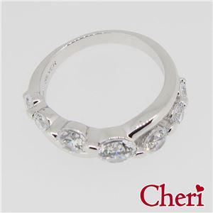 sr37-003 Cheri(シェリ) ・close to me(クロス・トゥ・ミー) リング・指輪 レディース 11号 h02