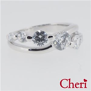 sr37-003 Cheri(シェリ) ・close to me(クロス・トゥ・ミー) リング・指輪 レディース 11号 f05