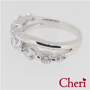 sr37-003 Cheri(シェリ) ・close to me(クロス・トゥ・ミー) リング・指輪 レディース 11号 f06