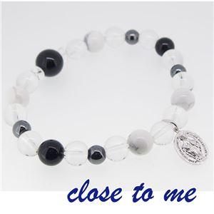 sbr13-025 close to me(クロス・トゥ・ミー) 天然石数珠ブレスレット メンズ h02
