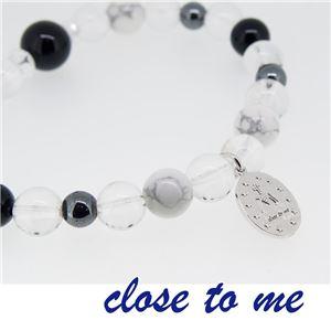 sbr13-025 close to me(クロス・トゥ・ミー) 天然石数珠ブレスレット メンズ h03